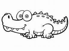 Malvorlagen Tiere Krokodil Ausmalbilder Krokodil 02 Ausmalbilder Tiere
