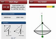 Satellitenschüssel Ausrichten Lassen - sat sch 252 ssel mit dem iphone ausrichten dish align