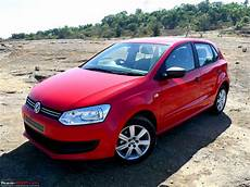 Volkswagen Polo Test Drive Review Team Bhp