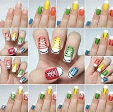 simple nail art designs step by step for short nails