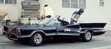 Holy Smoke Batman Original 60 S Batmobile Goes Up For