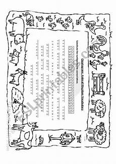 s day cryptogram worksheets 20322 animals cryptogram esl worksheet by gabyvelaflor esl worksheets