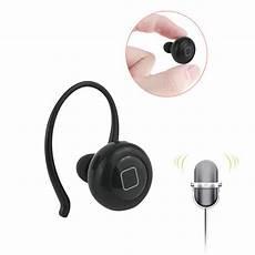 bluetooth wireless in ear stereo earpiece headset