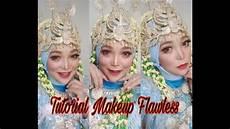 Tutorial Makeup Akad Nikah Flawless Makeup Wajah Sendiri