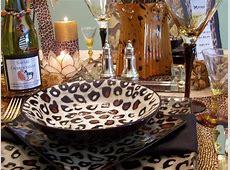 Animal Print Dinnerware & Dinnerware Cheetah Dinnerware