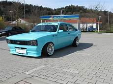 kadett c coupe opel tuning coupe
