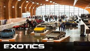 LeMay Americas Car Museum Exotics Show  YouTube