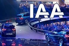 iaa 2019 frankfurt automerken keren autobeurs iaa frankfurt massaal de rug toe