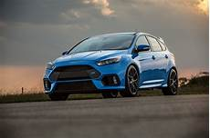 2016 Ford Focus Rs Drive Review Motor Trend