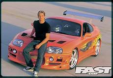Autos A Escala Toyota Supra Quot The Fast And The Furious Quot