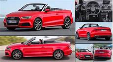 audi a3 cabriolet 2017 pictures information specs