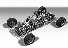 formula car full chassis catia pro engineer wildfire