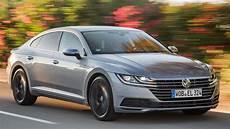 Volkswagen Arteon Goes On Sale In Uk Elegance R Line