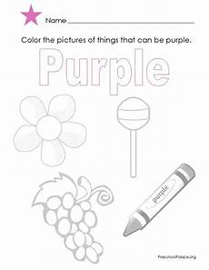 color purple worksheets for kindergarten 12930 48 best images about 영감을 주는 아이디어 on cut and paste princess crown crafts and