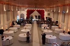 ceremony reception same room idea in 2020 theatre wedding wedding reception seating indoor