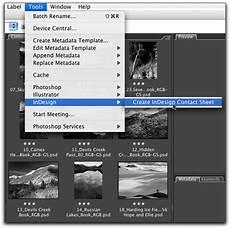 adobe bridge and pdfs layers magazine