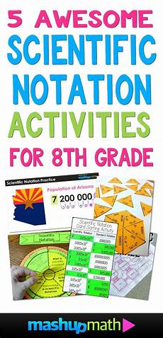 probability worksheets 5798 5 awesome 8th grade scientific notation activities scientific notation 8th grade math common