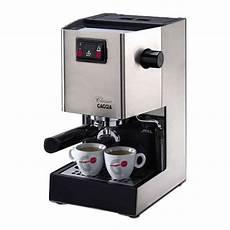 beste espressomaschine der welt gaggia ri9303 11 classic espressomaschine test erfahrung