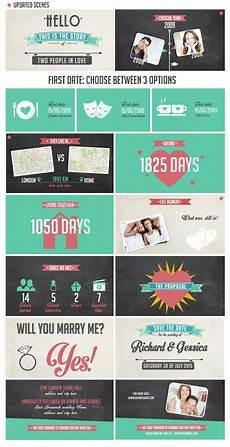 after effects project files the story of us wedding invitation videohive 29 ago 15