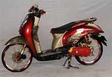 Modifikasi Scoopy Simple by Modifikasi Honda Scoopy Simple Elegance Oto Trendz