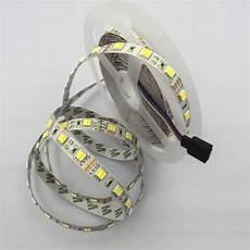 led stripe 5m 5m double color 5025 led strip dc12v white warm white