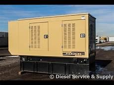 80 Kw Generac Diesel Generator Low Hour Used Standby