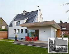 Am Haus Anbauen - besser anbauen als umziehen wohnen