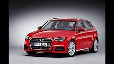 2018 Audi A3 Iv Luxury Sedan New Concept Car