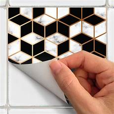 stickers effet carreaux de ciment 60 stickers carreaux de ciment effet marbr 233 e ligne