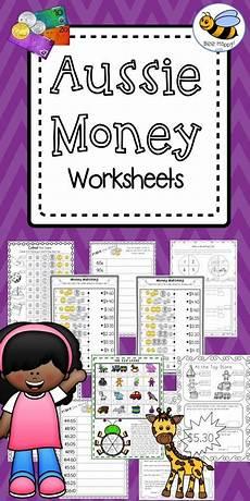 betterthanchocolate australian money worksheets year 2 3 maths australian money money