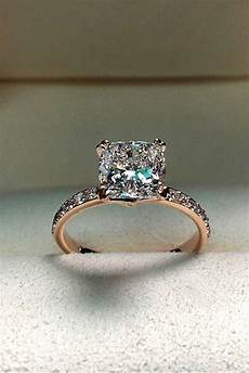 33 rose gold engagement rings by famous jewelers oh so
