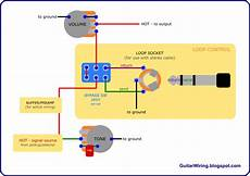 guitar effects wiring diagram the guitar wiring diagrams and tips on board effects loop