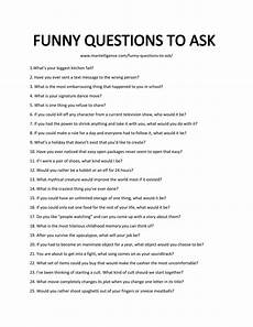 115 Questions To Ask Spark Conversations With Humor