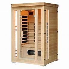 sauna 2 personnes sauna infrarouge 2 places chromoth 233 rapie radio cd inclus