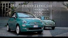 Fiat 500 60th Anniversary Event In Turin