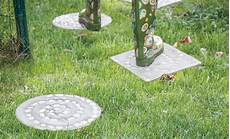 Trittsteine Garten Selbst De