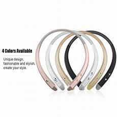 Bluetooth Earphone Neckband Headphone Stereo by Wireless Neckband Bluetooth Headset Sport Stereo