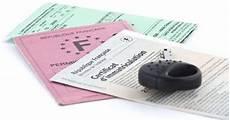 Documents Carte Grise Papiers Carte Grise Obligatoire