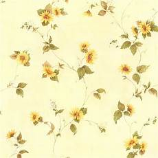 small flower wallpaper for wall august yellow floral trail wallpaper 414 45177 the home