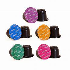 nespresso compatible coffee 50 capsules bulk special
