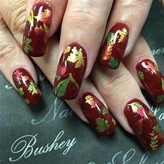 20 autumn nail art designs ideas design trends