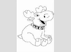 Coloriage renne noel coloriages sur Hugolescargot.com