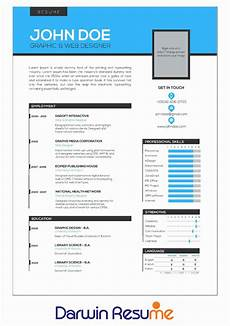 darwin resume professional resume cover letter writing
