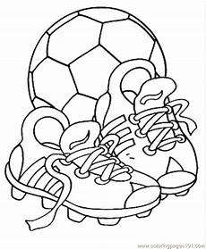 soccer ball coloring pages coloring page soccer s shoes with the ball entertainment gt shoes