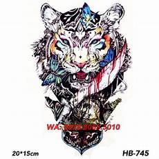 Terkeren 20 Gambar Tato Harimau Di Kaki Gambar Tato Keren