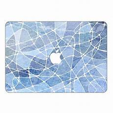 macbook aufkleber blue im sticker shop