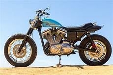 Custom Dirt Track Harley Davidson Sportster 883 Harley
