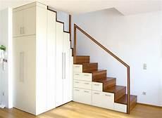 Treppe Mit Schrank - schrank als treppe schreinerei buchal krings