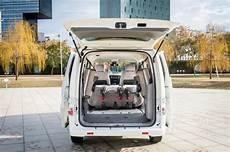 Nissan E Nv200 Electric Gets Longer Range Battery