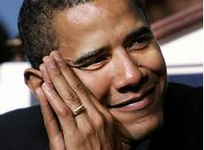 the plain obama s ring there is no god but allah